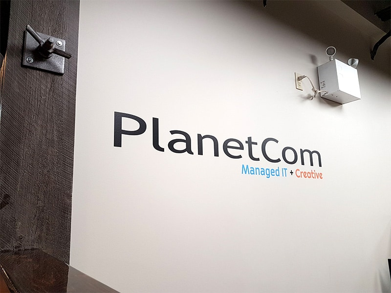 PlanetCom Office